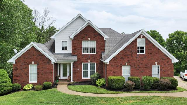13619 Hunters Ridge Ct, Prospect, KY 40059 (#1563112) :: The Sokoler-Medley Team