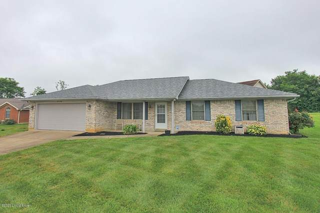 3708 Alford Ct, Jeffersonville, IN 47130 (#1563141) :: The Sokoler-Medley Team