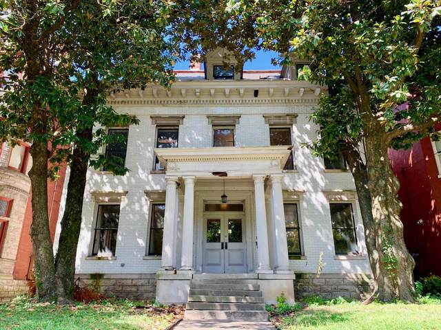 1508 S Third St, Louisville, KY 40208 (#1563175) :: The Stiller Group