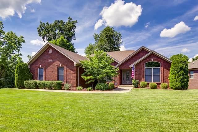 11518 Shaffer Farms Ln, Louisville, KY 40291 (#1563456) :: Team Panella