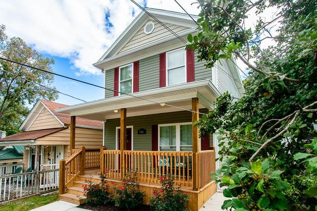 546 Rawlings St, Louisville, KY 40217 (#1563549) :: The Stiller Group