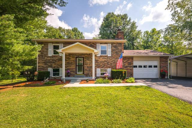 267 Hallmark Cir, Radcliff, KY 40160 (#1563560) :: The Sokoler-Medley Team