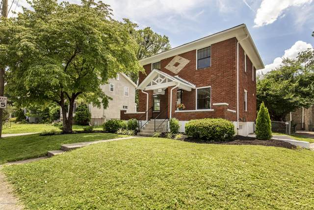 3008 Wentworth Ave, Louisville, KY 40206 (#1563718) :: The Sokoler-Medley Team