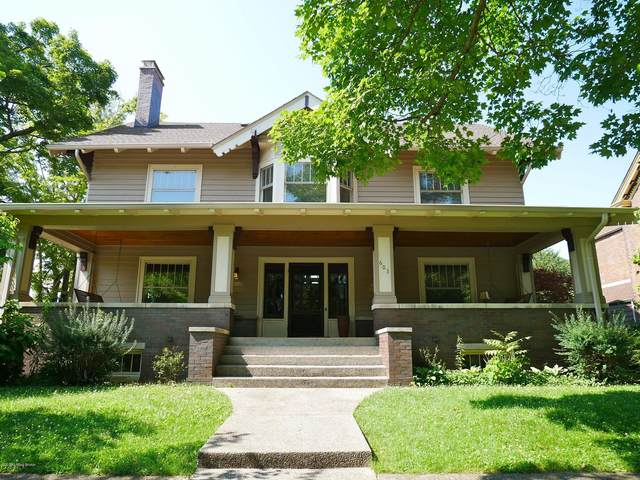 603 E Second St, Madison, IN 47250 (#1563779) :: The Price Group
