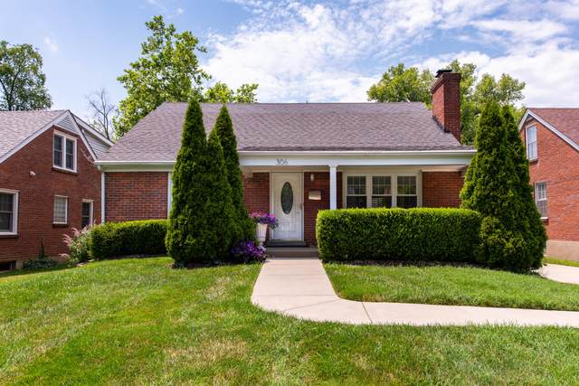 306 Merriman Rd, Louisville, KY 40207 (#1563820) :: Team Panella