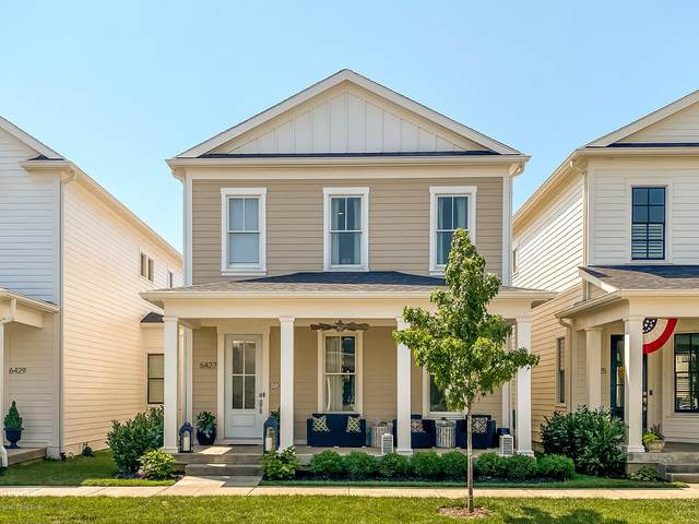 6427 Passionflower Dr, Prospect, KY 40059 (#1563887) :: At Home In Louisville Real Estate Group