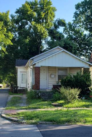 113 E Woodlawn Ave, Louisville, KY 40214 (#1564084) :: The Stiller Group