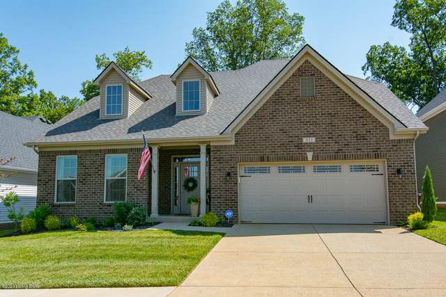 511 Wooded Falls Rd, Louisville, KY 40243 (#1564356) :: Team Panella