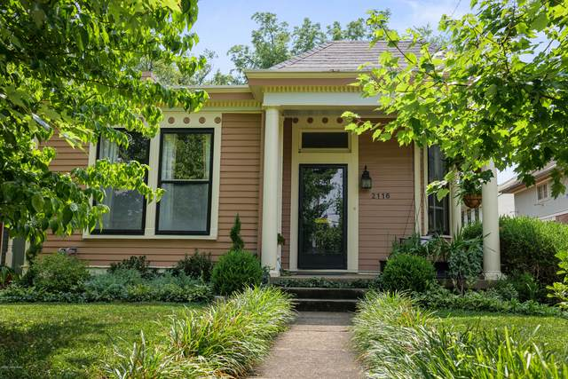 2116 Longest Ave, Louisville, KY 40204 (#1564953) :: The Stiller Group