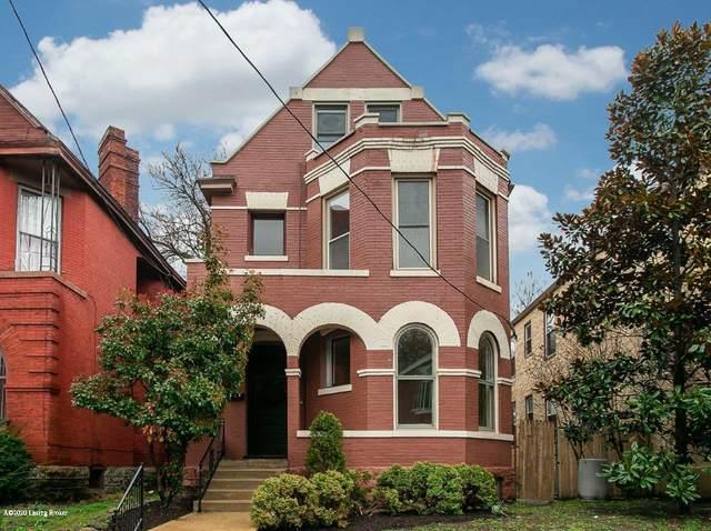 1041 Garvin Pl, Louisville, KY 40203 (#1565027) :: Team Panella