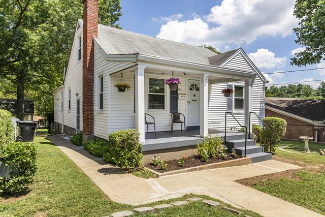 351 S Bayly Ave, Louisville, KY 40206 (#1565190) :: The Sokoler-Medley Team