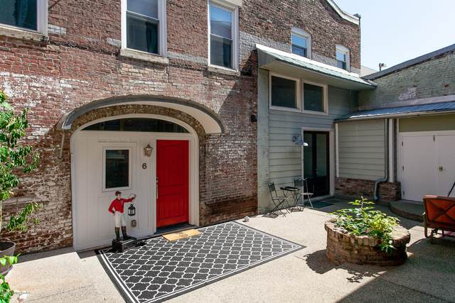 325 E Market St #6, Louisville, KY 40202 (#1565489) :: Impact Homes Group