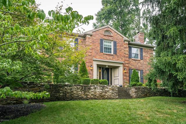 2408 Tavener Dr, Louisville, KY 40242 (#1565598) :: The Sokoler-Medley Team