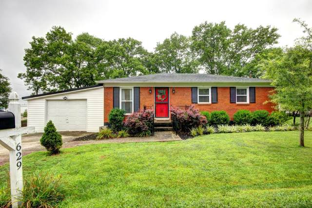 629 Clairview Dr, Simpsonville, KY 40067 (#1565748) :: The Sokoler Team