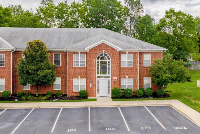 9308 Pine Lake Dr #102, Jeffersontown, KY 40220 (#1565798) :: The Sokoler-Medley Team