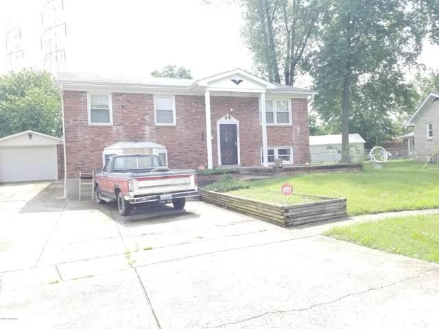 2903 Rockaway Dr, Louisville, KY 40216 (#1565893) :: The Sokoler Team