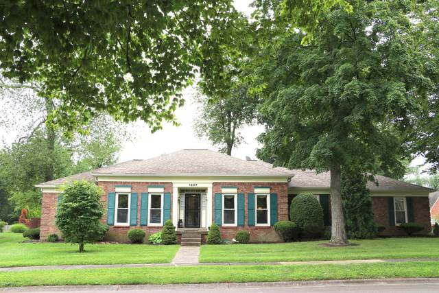 1207 Hogarth Dr, Louisville, KY 40222 (#1565922) :: At Home In Louisville Real Estate Group