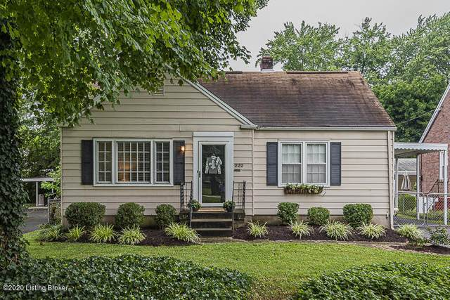 222 N Hubbards Ln, Louisville, KY 40207 (#1566085) :: At Home In Louisville Real Estate Group