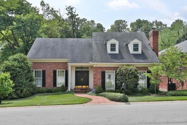 28 Brownsboro Hill Rd, Louisville, KY 40207 (#1566159) :: At Home In Louisville Real Estate Group