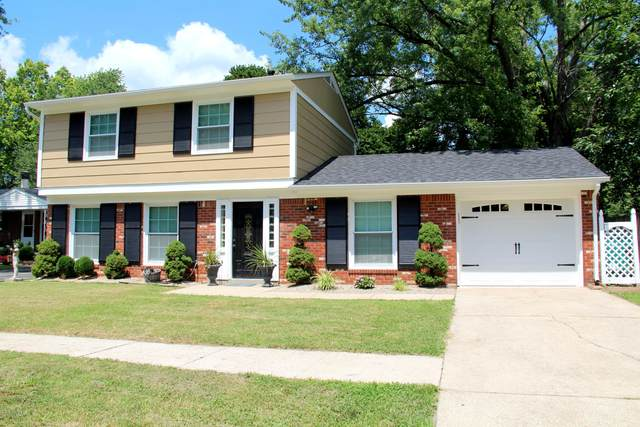 9507 Meadowgate Ct, Louisville, KY 40223 (#1566200) :: At Home In Louisville Real Estate Group