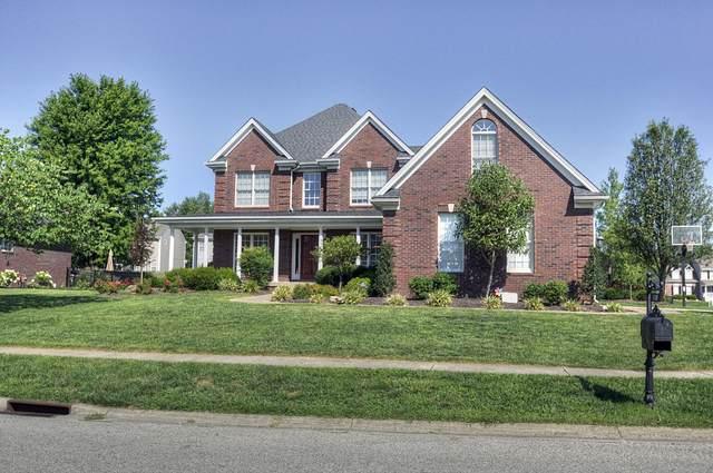 4108 Woodmont Park Ln, Louisville, KY 40245 (#1566416) :: The Sokoler Team
