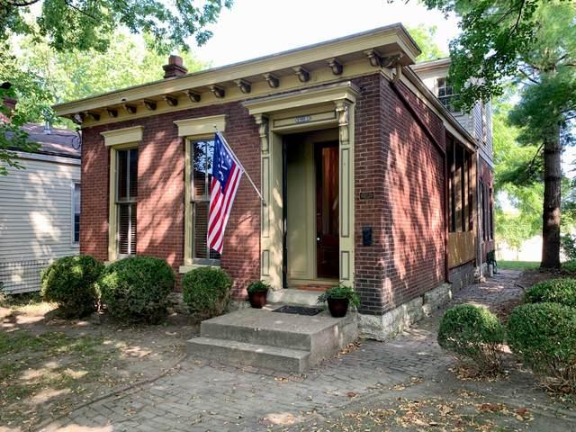 1411 Quincy St, Louisville, KY 40206 (#1566715) :: The Sokoler Team