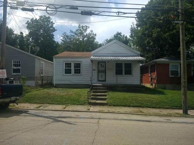 4212 Hazelwood Ave, Louisville, KY 40215 (#1567086) :: The Sokoler Team