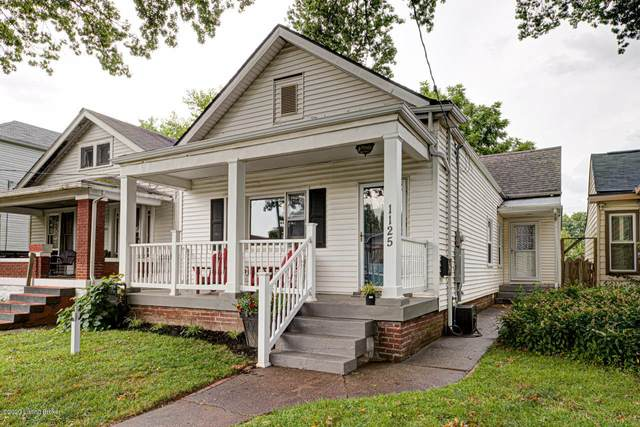 1125 Forrest St, Louisville, KY 40217 (#1567377) :: The Sokoler-Medley Team