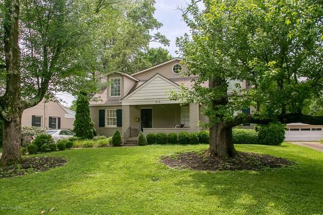 312 Sprite Rd, Louisville, KY 40207 (#1568276) :: The Rhonda Roberts Team