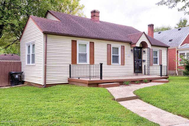1500 Larchmont Ave, Louisville, KY 40215 (#1568416) :: The Sokoler-Medley Team