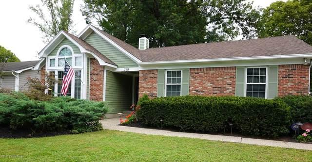 319 Old Harrods Creek Rd, Louisville, KY 40223 (#1569095) :: The Sokoler-Medley Team