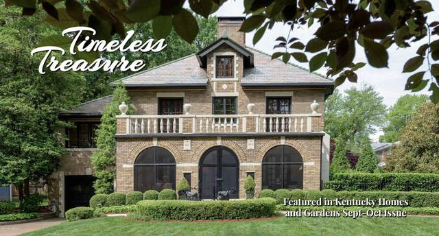 102 Valley Rd, Louisville, KY 40204 (#1569466) :: The Sokoler-Medley Team