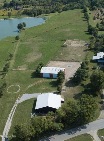 Tract 6C Dover Rd, Shelbyville, KY 40065 (#1569679) :: Team Panella