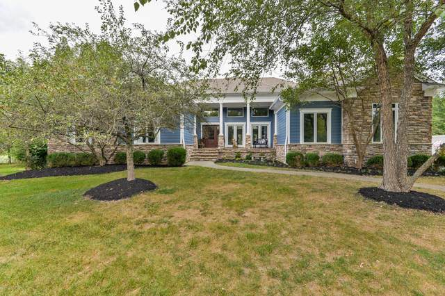 11929 Creel Lodge Dr, Anchorage, KY 40223 (#1570060) :: The Sokoler Team