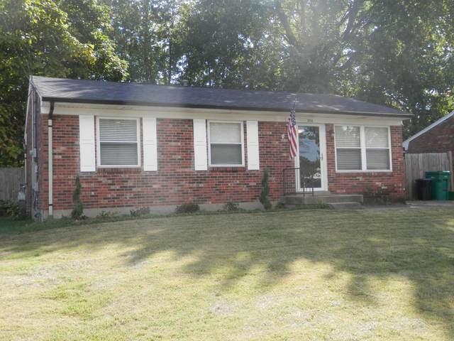 394 Overlook Rd, Louisville, KY 40229 (#1570836) :: The Sokoler Team