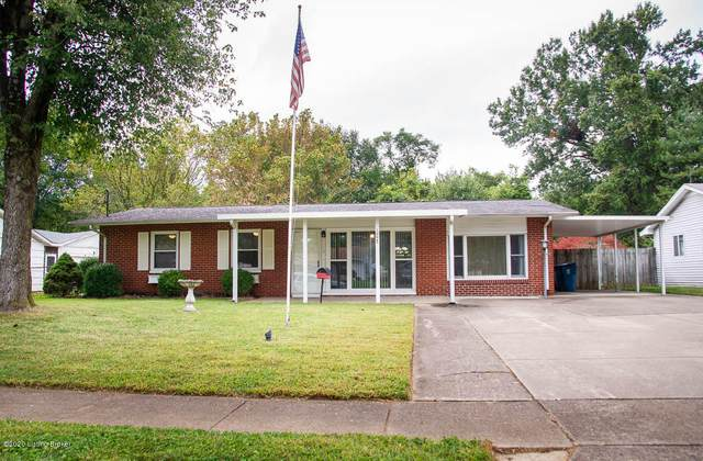 10006 Plaudit Way, Louisville, KY 40272 (#1570931) :: Impact Homes Group