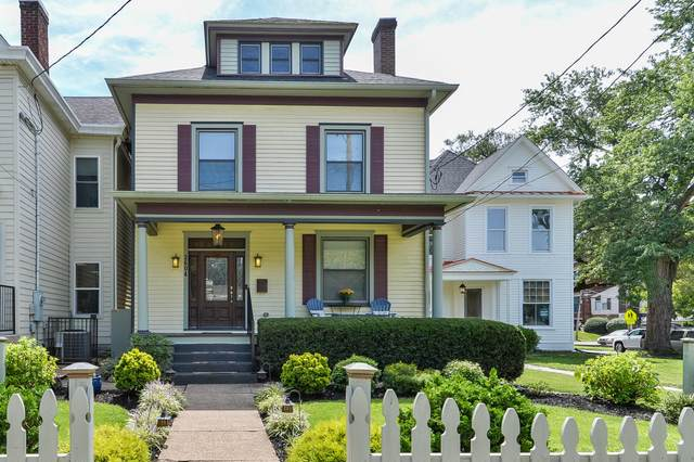 2604 Frankfort, Louisville, KY 40206 (#1571130) :: The Sokoler Team
