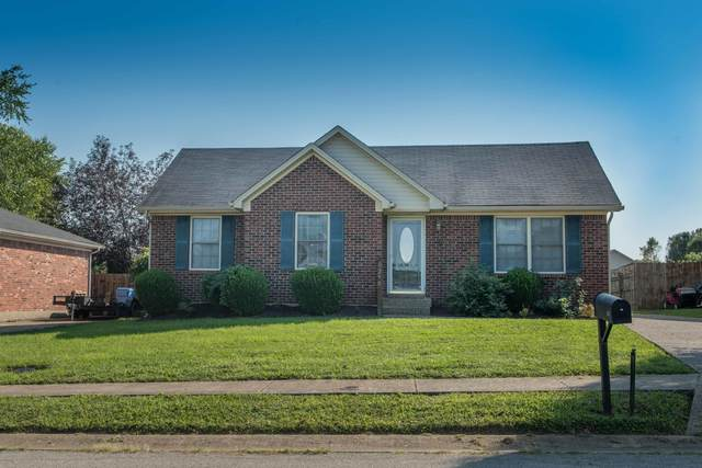 290 E Aulbern Dr, Mt Washington, KY 40047 (#1571259) :: The Sokoler Team