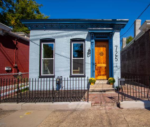 725 E Breckinridge St, Louisville, KY 40203 (#1571320) :: Impact Homes Group