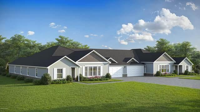 5011 Woodridge Lake Blvd, Louisville, KY 40272 (#1571584) :: Team Panella