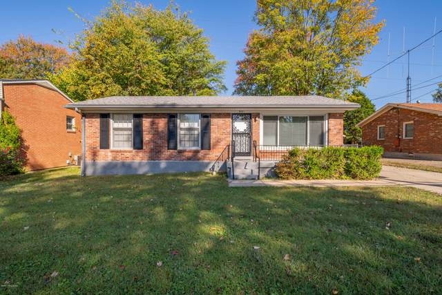 6001 Rocky Mountain Dr, Louisville, KY 40219 (#1571988) :: The Sokoler Team