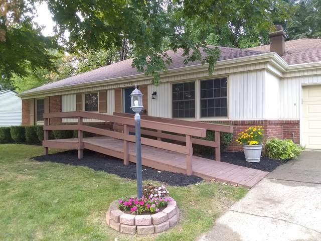 2906 Goose Creek Rd, Louisville, KY 40241 (#1572075) :: Team Panella