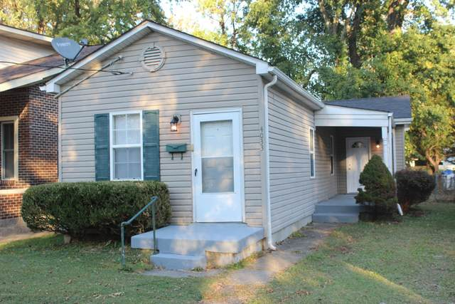 4033 Parthenia Ave, Louisville, KY 40215 (#1572087) :: Team Panella