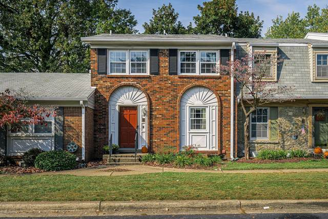 1208 Dalmally Ct, Louisville, KY 40222 (#1572279) :: The Sokoler Team