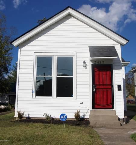 2437 Saint Xavier St, Louisville, KY 40212 (#1572690) :: Trish Ford Real Estate Team | Keller Williams Realty