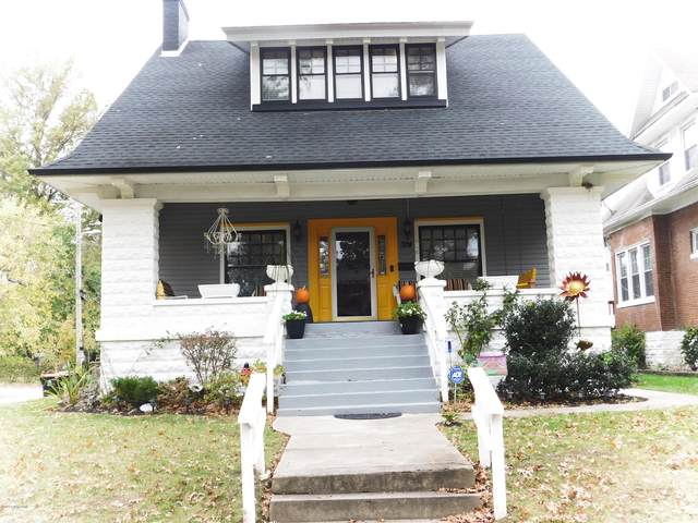 324 Shawnee Dr, Louisville, KY 40212 (#1572770) :: At Home In Louisville Real Estate Group