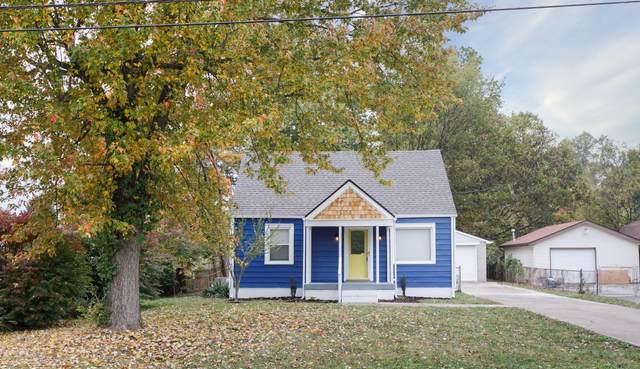 4010 Sunflower Ave, Louisville, KY 40216 (#1572892) :: Team Panella