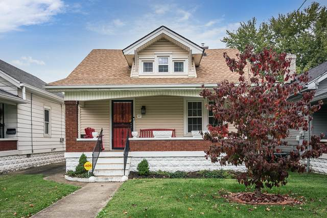 527 E Barbee Ave, Louisville, KY 40217 (#1572945) :: Impact Homes Group