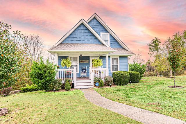 290 Phoenix Dr, Fountain Run, KY 42133 (#1572978) :: At Home In Louisville Real Estate Group