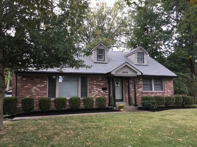 4402 Lincoln Rd, Louisville, KY 40220 (#1572995) :: The Sokoler Team